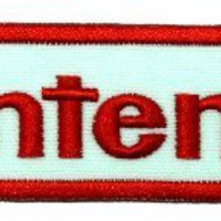 "1.1"" x 4.6""Nintendo Video Game DIY Applique Embroidered Sew Iron on Patch"