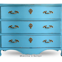 Fabulous and Baroque — modern baroque and rococo furniture louis xiv chest