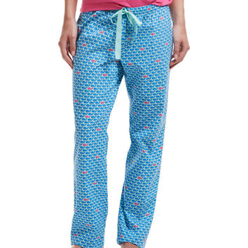 Vineyard Whale Lounge Pants