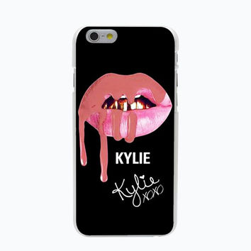 Kylie Jenner Lip Phone Case Cover for iPhone 4 4s 5 5s 5c SE 6 6s 7&plus
