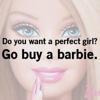 barbie | via Facebook - inspiring picture on Favim.com