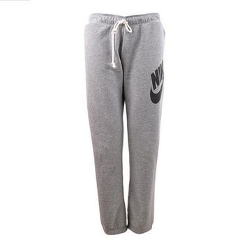 NIKE Casual Drawstring Sport Running Gym Pants Trousers Sweatpants
