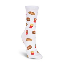 Junk Food Crew Socks