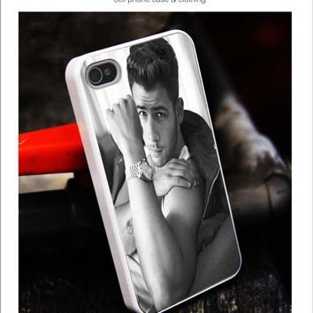 nick jonas iPhone for 4 5 5c 6 Plus Case, Samsung Galaxy for S3 S4 S5 Note 3 4 Case, iPod for 4 5 Case, HtC One for M7 M8 and Nexus Case