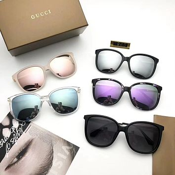 GUCCI Women Popular Shades Eyeglasses Glasses Sunglasses