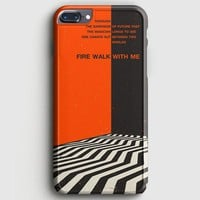 Welcome To Twin Peaks 5 Cover iPhone 8 Plus Case