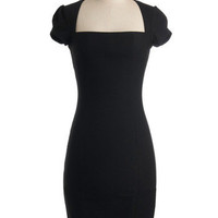 Sleek It Out Dress | Mod Retro Vintage Dresses | ModCloth.com