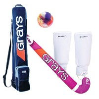 Grays/Cranbarry Combi Youth Field Hockey Package - 36M