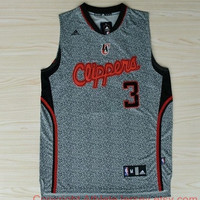 Chris Paul 3 Los Angeles Clipper Revolution 30 NBA Basketball Jersey La Clipper