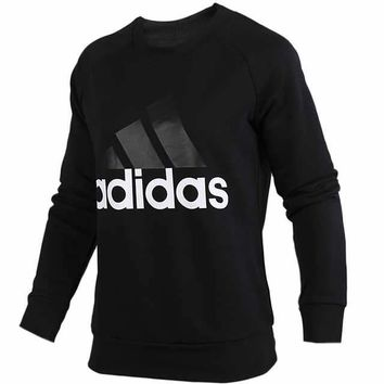 ADIDAS Fashion Sport Long Sleeve Top Sweater Pullover