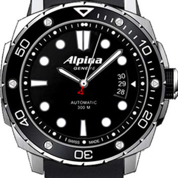Alpina Adventure Extreme Diver Mens Automatic Watch 525LB4V26B