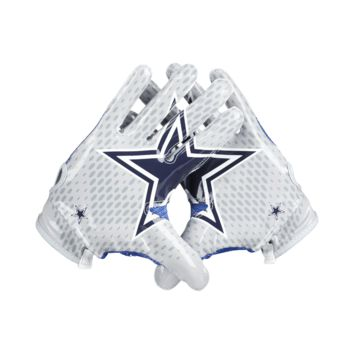 Nike Vapor Knit (NFL Cowboys) Men's Football Gloves