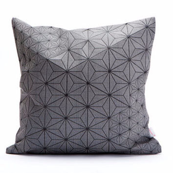 Geometric Japanese Origami Pillow