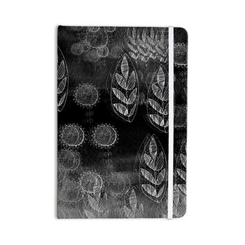 "Marianna Tankelevich ""Grey Dream"" Black Gray Everything Notebook"