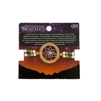 Dream Catcher Bracelet ( Case of 72 )