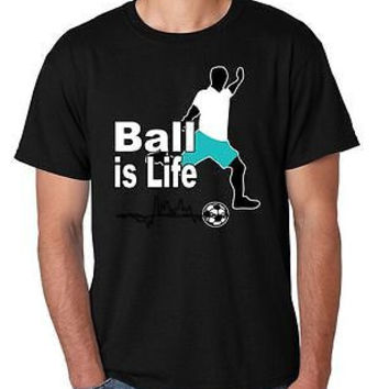 Soccer Ball Is Life Men's T-Shirt