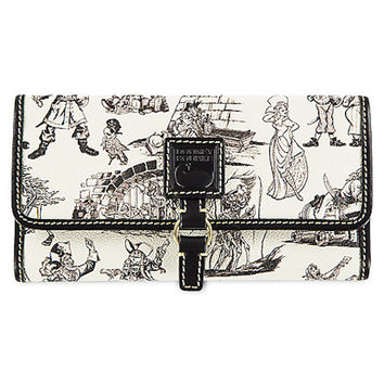 Disney Pirates of the Caribbean Wallet by Dooney & Bourke New with Tags