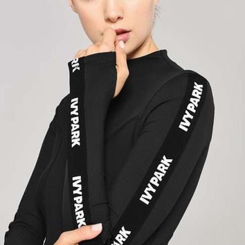 Elastic Logo Ribbed Body by Ivy Park - New In This Week - New In