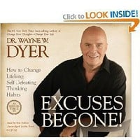 Excuses Begone! 8-CD: How to Change Lifelong, Self-Defeating Thinking Habits $26.37