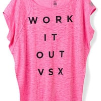 Cocoon Tee - VS Sport - Victoria's Secret