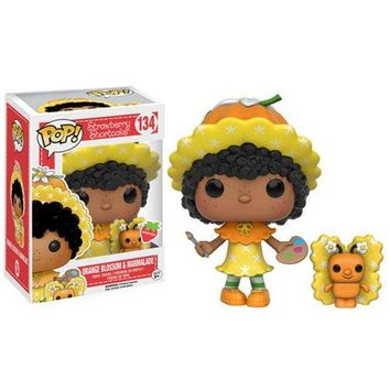 Strawberry Shortcake Orange Blossom Scented Pop! Figures