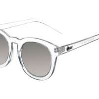 Quay Breakfast Club Clear Sunglasses