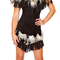 Cherokee Princess Adult Costume