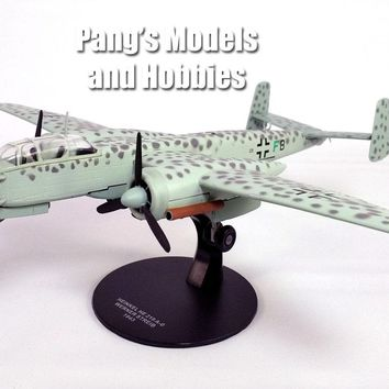 Heinkel He 219 (He-219) Uhu German Night Fighter Bomber 1/72 Scale Diecast Metal Model by Atlas