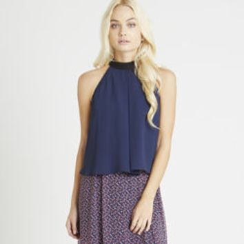 BCBGeneration Bow Blouse