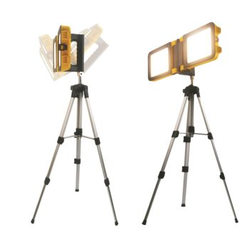 LiteBook™ with TRIPOD - 30W Portable Rechargeable Day Light White Light (5000-5500k)