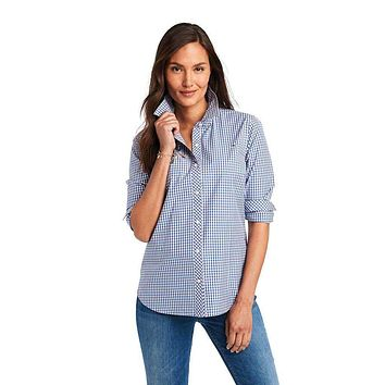 Alicetown Gingham Chilmark Classic Button Down by Vineyard Vines