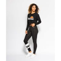 ELLESSE LADIESellesse Womens Alessia Crew Sweat - Anthracite