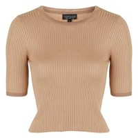 Topshop Ribbed Crop Top | Nordstrom
