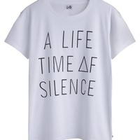 Tyler silence print | All Categories | Weekday.com