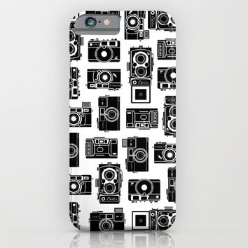 Yashica bundle  iPhone & iPod Case by Miguel Angélus Batista