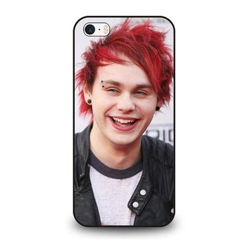 FIVE SECONDS OF SUMMER MICHAEL CLIFFORD 5SOS iPhone SE Case Cover