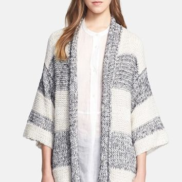 Women's Vince Knit Poncho,