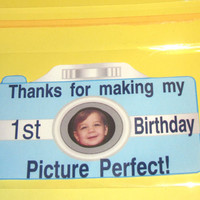 KIDS BIRTHDAY FAVOR,Camera,Picture perfect,party favor,candy favor, Bags included