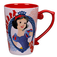 Disney Store Snow White Princess Collection Ceramic Coffee Mug New
