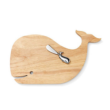Cheese Boards - Whale Cheese Board | C. Wonder