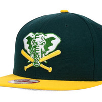 Oakland Athletics MLB 2 Tone Link 9FIFTY Snapback Cap
