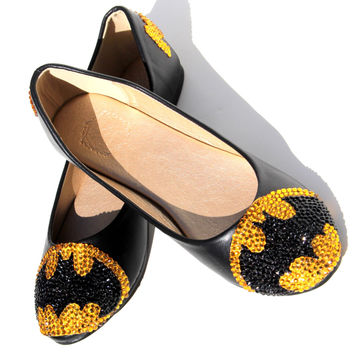 Batman Gotham Crystal Flats