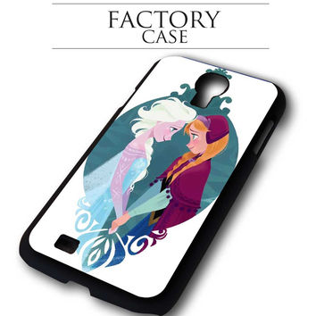 Elsa Anna Frozen iPhone for 4 5 5c 6 Plus Case, Samsung Galaxy for S3 S4 S5 Note 3 4 Case, iPod for 4 5 Case