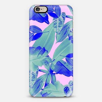 MOTELS PALM GLITCH - SOLID iPhone 6 case by Motel Rocks | Casetify
