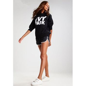 DCCKJ1A [ivy park] fashion long-sleeved letters sweater