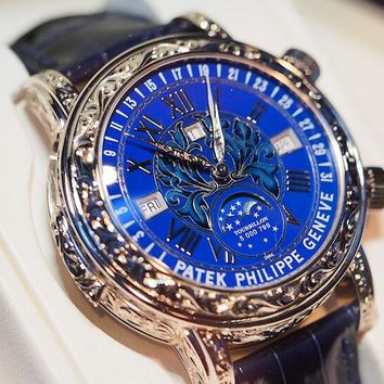 Replica Patek Philippe Sky Moon Tourbillon 6002G Review | Replica Watches Review By Jack