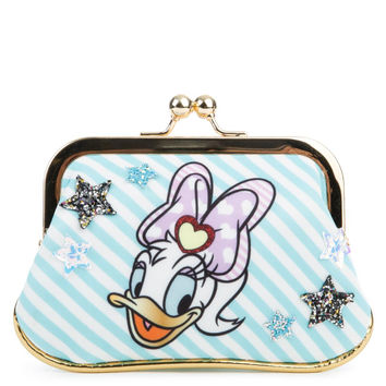 Irregular Choice Mickey Mouse & Friends Collection Women's So Pretty Mint Coin Purse