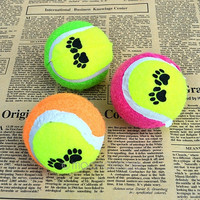 Pet Products pet toys dogs cats tennis Balls Toys Ball Molar tooth cleaning dog chews toy training balls = 1929561028