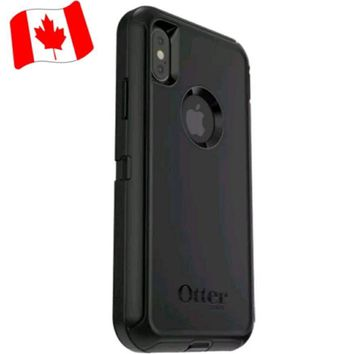 NEW Otterbox DEFENDER SERIES for Apple iPhone X / 10 Case Rugged Protection