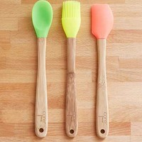 3-Piece Mini Kitchen Utensils Set